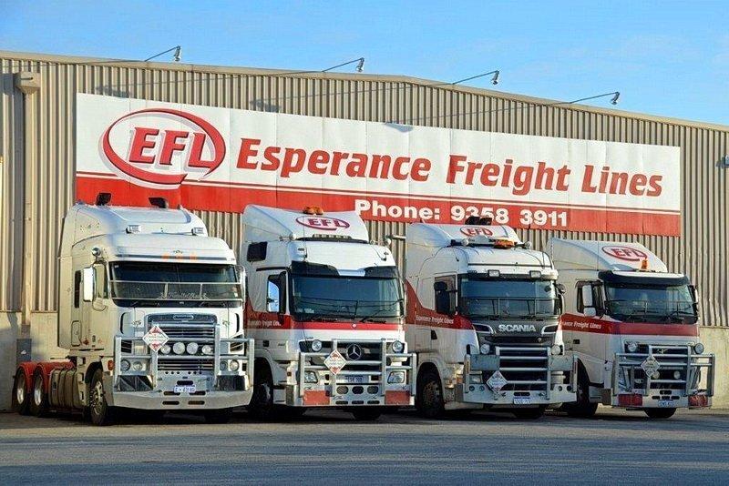 Modern Fleet Maintenance - Esperance Freight Lines
