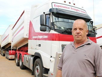 From the Directors Desk - Michael Harding - Freight Lines Group